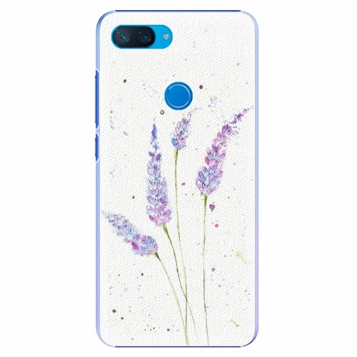 Plastový kryt iSaprio - Lavender - Xiaomi Mi 8 Lite