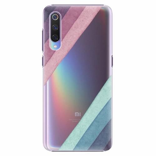 Plastový kryt iSaprio - Glitter Stripes 01 - Xiaomi Mi 9
