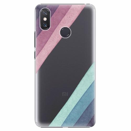 Plastový kryt iSaprio - Glitter Stripes 01 - Xiaomi Mi Max 3