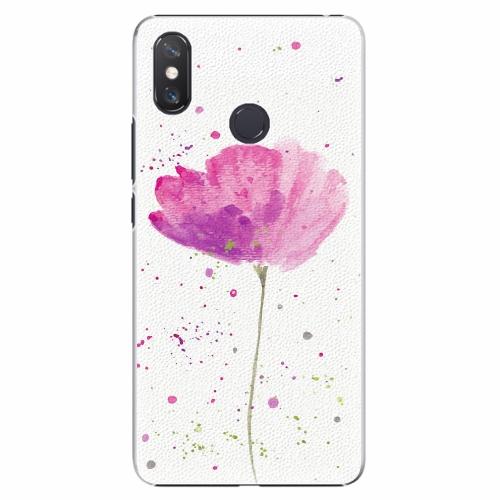 Plastový kryt iSaprio - Poppies - Xiaomi Mi Max 3