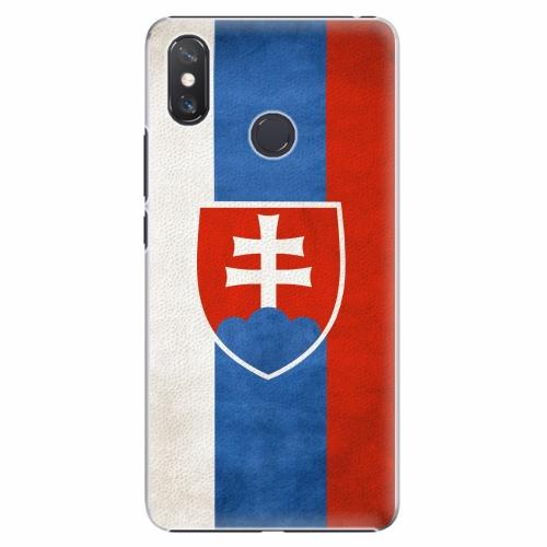 Plastový kryt iSaprio - Slovakia Flag - Xiaomi Mi Max 3
