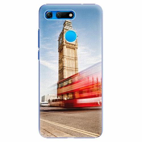 Plastový kryt iSaprio - London 01 - Huawei Honor View 20