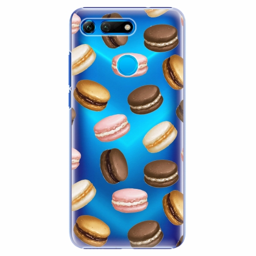 Plastový kryt iSaprio - Macaron Pattern - Huawei Honor View 20