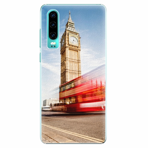 Plastový kryt iSaprio - London 01 - Huawei P30
