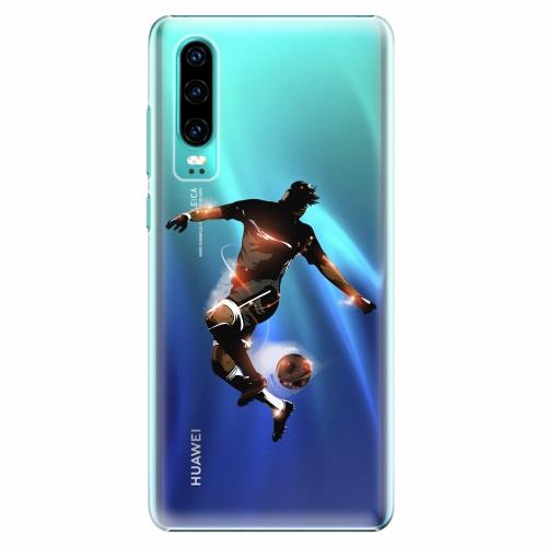 Plastový kryt iSaprio - Fotball 01 - Huawei P30