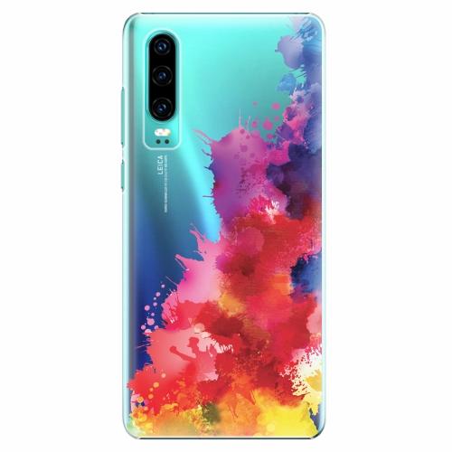 Plastový kryt iSaprio - Color Splash 01 - Huawei P30