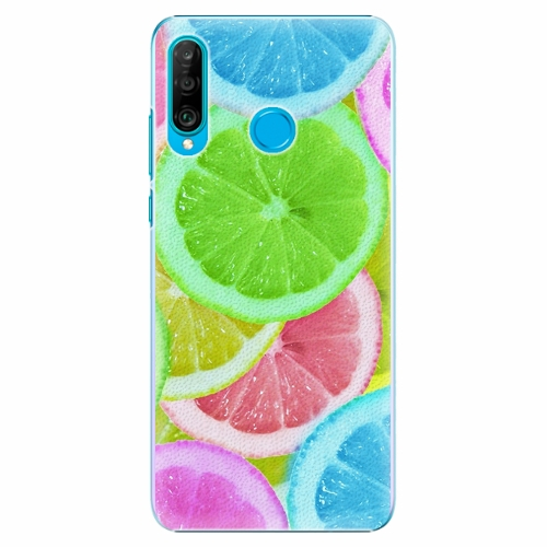 Plastový kryt iSaprio - Lemon 02 - Huawei P30 Lite
