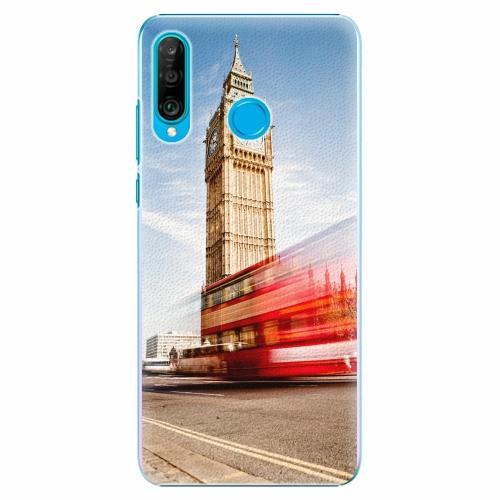 Plastový kryt iSaprio - London 01 - Huawei P30 Lite