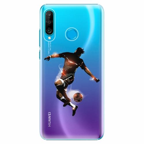 Plastový kryt iSaprio - Fotball 01 - Huawei P30 Lite