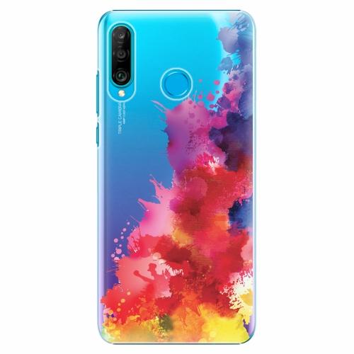 Plastový kryt iSaprio - Color Splash 01 - Huawei P30 Lite