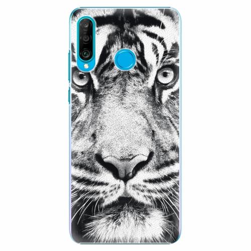 Plastový kryt iSaprio - Tiger Face - Huawei P30 Lite