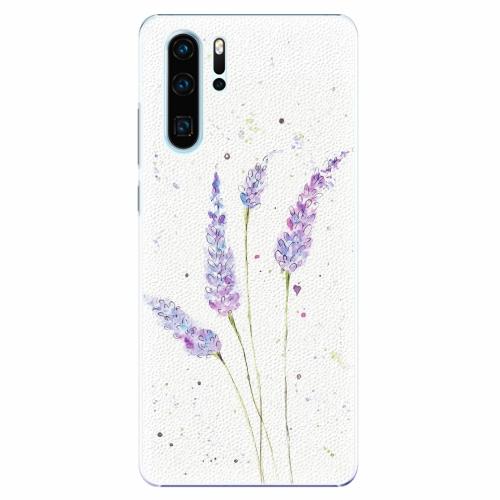 Plastový kryt iSaprio - Lavender - Huawei P30 Pro
