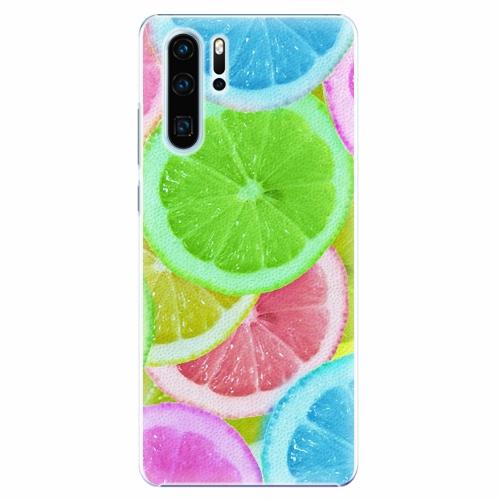 Plastový kryt iSaprio - Lemon 02 - Huawei P30 Pro
