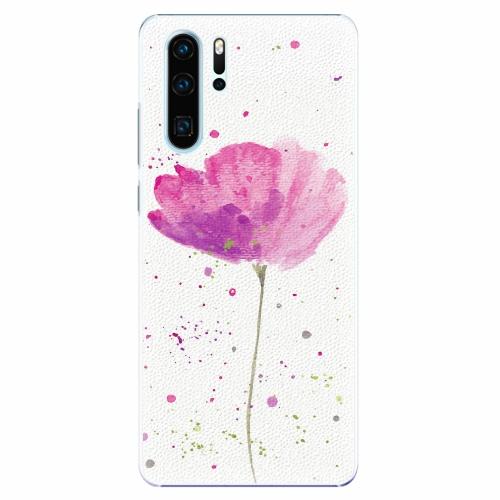 Plastový kryt iSaprio - Poppies - Huawei P30 Pro