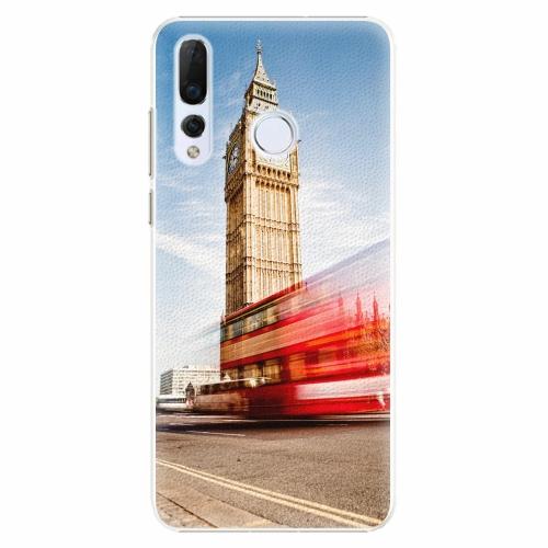Plastový kryt iSaprio - London 01 - Huawei Nova 4