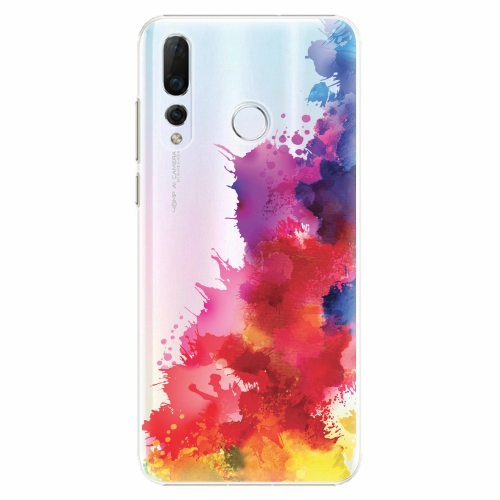 Plastový kryt iSaprio - Color Splash 01 - Huawei Nova 4