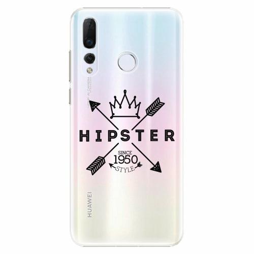 Plastový kryt iSaprio - Hipster Style 02 - Huawei Nova 4