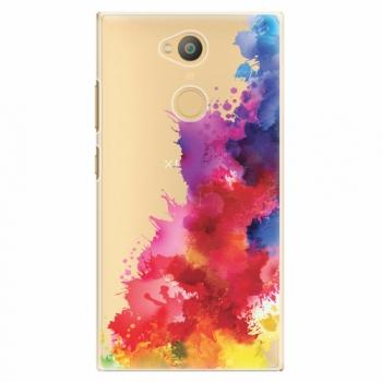 Plastový kryt iSaprio - Color Splash 01 - Sony Xperia L2