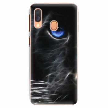 Plastový kryt iSaprio - Black Puma - Samsung Galaxy A40