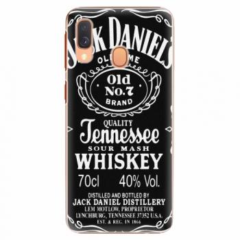 Plastový kryt iSaprio - Jack Daniels - Samsung Galaxy A40