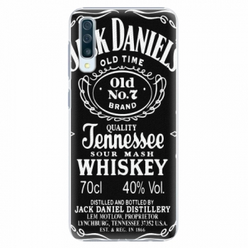 Plastový kryt iSaprio - Jack Daniels - Samsung Galaxy A50