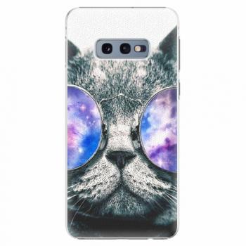 Plastový kryt iSaprio - Galaxy Cat - Samsung Galaxy S10e