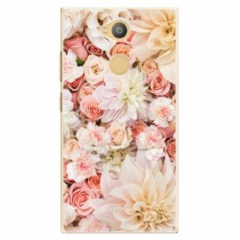 Plastový kryt iSaprio - Flower Pattern 06 - Sony Xperia L2