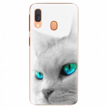 Plastový kryt iSaprio - Cats Eyes - Samsung Galaxy A40