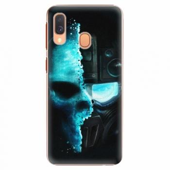 Plastový kryt iSaprio - Roboskull - Samsung Galaxy A40