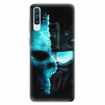 Plastový kryt iSaprio - Roboskull - Samsung Galaxy A50