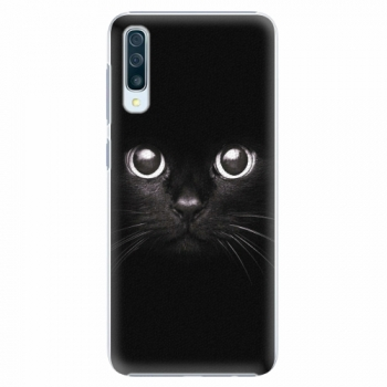 Plastový kryt iSaprio - Black Cat - Samsung Galaxy A50
