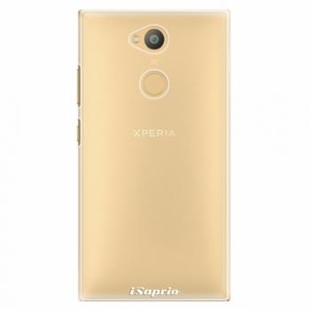Plastový kryt iSaprio - 4Pure - průhledný matný - Sony Xperia L2