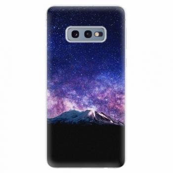 Silikonové pouzdro iSaprio - Milky Way - Samsung Galaxy S10e