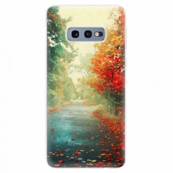 Silikonové pouzdro iSaprio - Autumn 03 - Samsung Galaxy S10e
