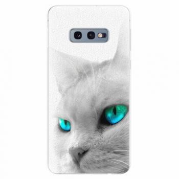 Silikonové pouzdro iSaprio - Cats Eyes - Samsung Galaxy S10e