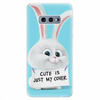 Silikonové pouzdro iSaprio - My Cover - Samsung Galaxy S10e