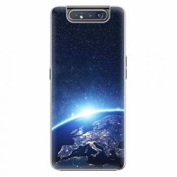 Plastový kryt iSaprio - Earth at Night - Samsung Galaxy A80