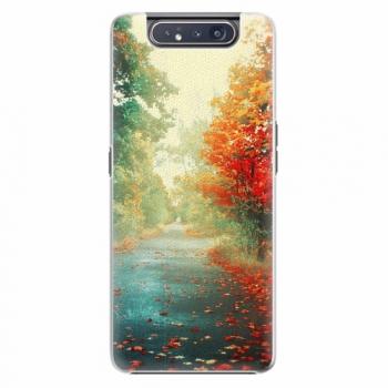 Plastový kryt iSaprio - Autumn 03 - Samsung Galaxy A80