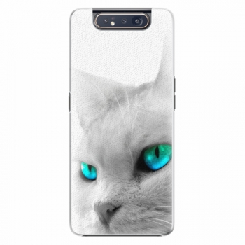 Plastový kryt iSaprio - Cats Eyes - Samsung Galaxy A80