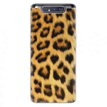 Silikonové pouzdro iSaprio - Jaguar Skin - Samsung Galaxy A80
