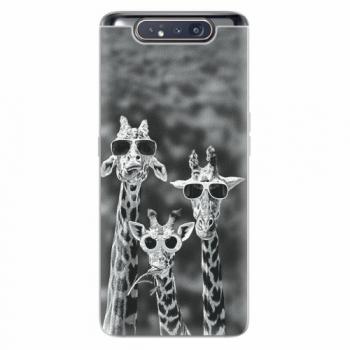 Silikonové pouzdro iSaprio - Sunny Day - Samsung Galaxy A80