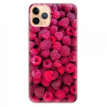 Silikonové pouzdro iSaprio - Raspberry - iPhone 11 Pro Max