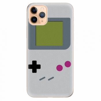 Silikonové pouzdro iSaprio - The Game - iPhone 11 Pro Max