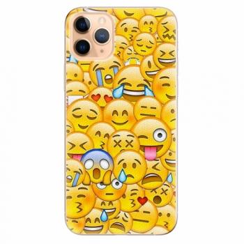 Silikonové pouzdro iSaprio - Emoji - iPhone 11 Pro Max