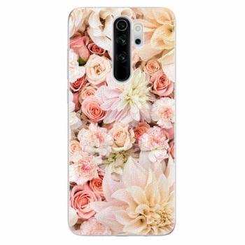 Silikonové pouzdro iSaprio - Flower Pattern 06 - Xiaomi Redmi Note 8 Pro