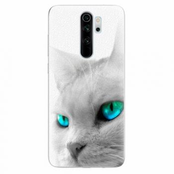Silikonové pouzdro iSaprio - Cats Eyes - Xiaomi Redmi Note 8 Pro
