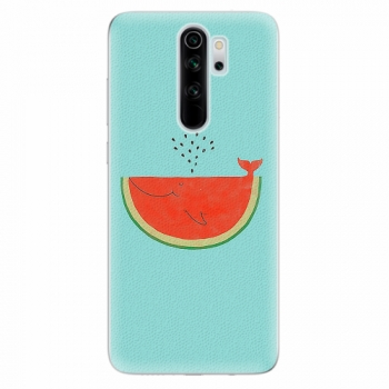 Silikonové pouzdro iSaprio - Melon - Xiaomi Redmi Note 8 Pro