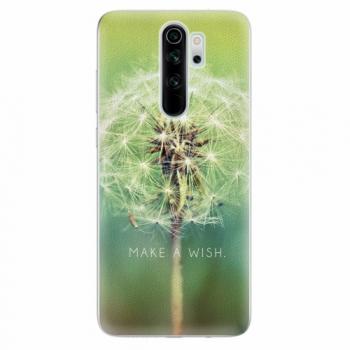 Silikonové pouzdro iSaprio - Wish - Xiaomi Redmi Note 8 Pro