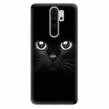 Silikonové pouzdro iSaprio - Black Cat - Xiaomi Redmi Note 8 Pro