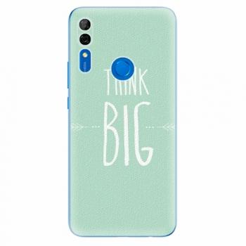 Silikonové pouzdro iSaprio - Think Big - Huawei P Smart Z